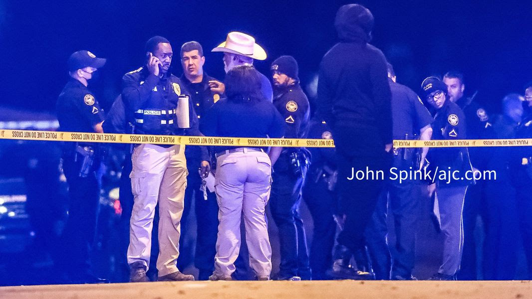 Three men were killed Friday morning when a fight outside a downtown Atlanta nightclub escalated to gunfire.